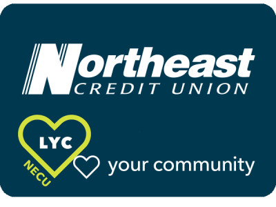 Northeast Credit Union Love your community project logo