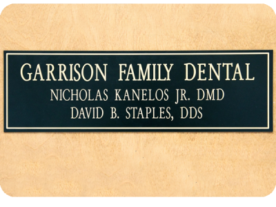 Garrison Family Dental logo