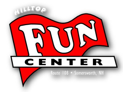 hilltop fun center logo
