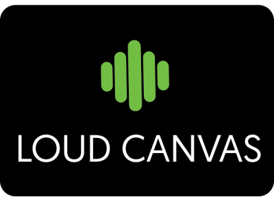 Loud Canvas logo