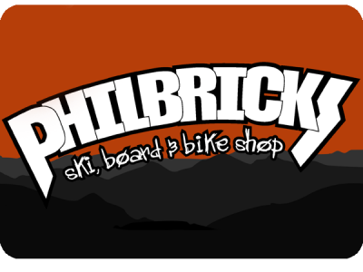 Philbricks Ski and Sports logo