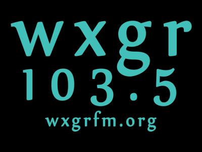 WXGR logo