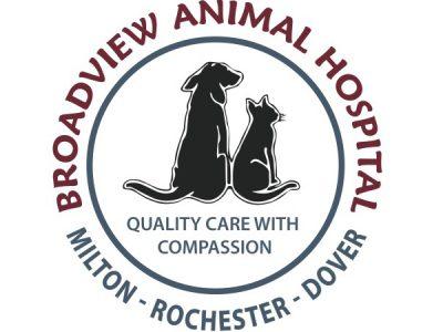 Broadview Animal Hospital Logo