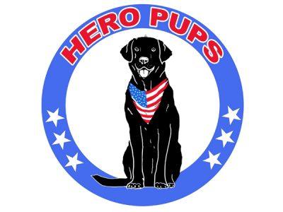 Hero Pups logo