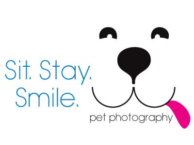 Sit Stay Smile Logo