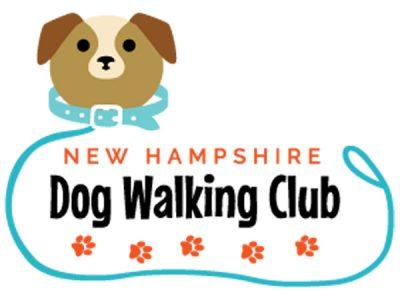 NH Dog Walking Club Logo